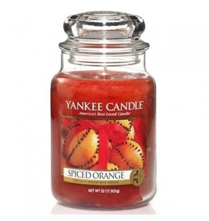Grande Jarre Spiced Orange / Orange Epicé yankee candle