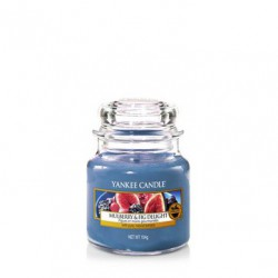 Yankee Candle petite jarre Yankee Candle Mulberry & Fig Delight / Figues et Mûres Gourmandes yankeestore.fr