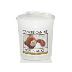 Yankee Candle Votive Soft Blanket / Couverture douce YankeeStore.fr