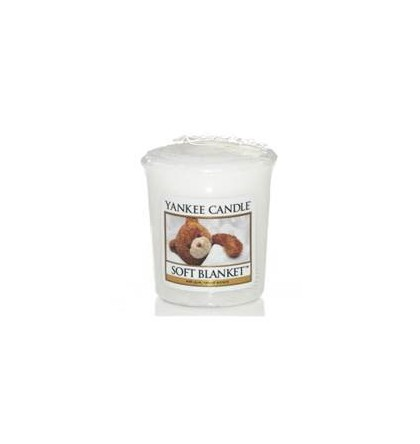 Votive Soft Blanket / Couverture douce Yankee Candle