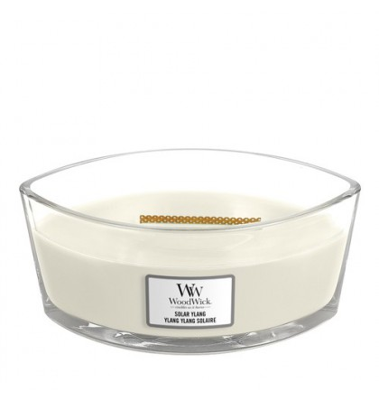 Ylang ylang solaire Ellipse Woodwick Yankeestore.fr