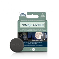 Yankee Candle Midsummer's Night recharge diffuseurs électriques YankeeStore.fr