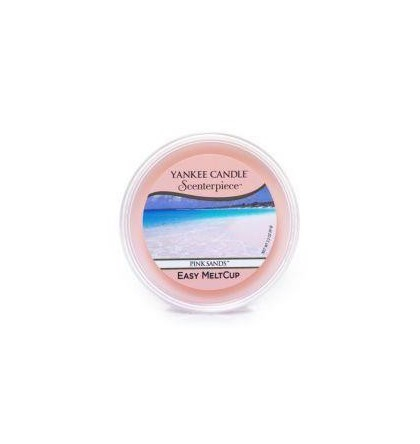 Yankee Candle Pink Sands / Sables roses™ MeltCup Scenterpiece™ YankeeStore.fr