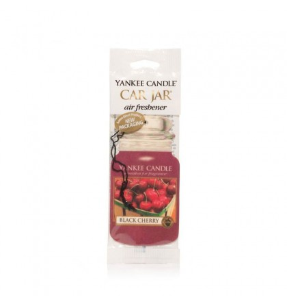 Yankee Candle Car Jar Black Cherry YankeeStore.fr