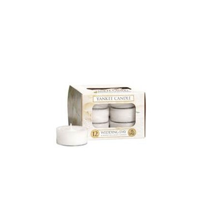 Yankee Candle lumignons Wedding day Yankeestore.fr