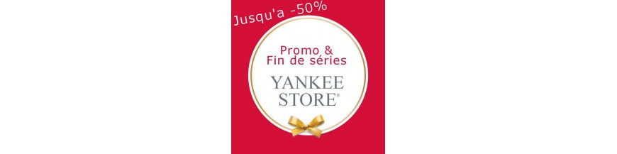 Promotions et soldes yankee candle