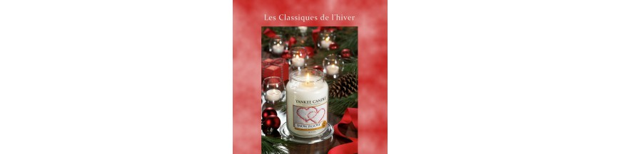 Yankee Candle hiver classique YankeeStore.fr